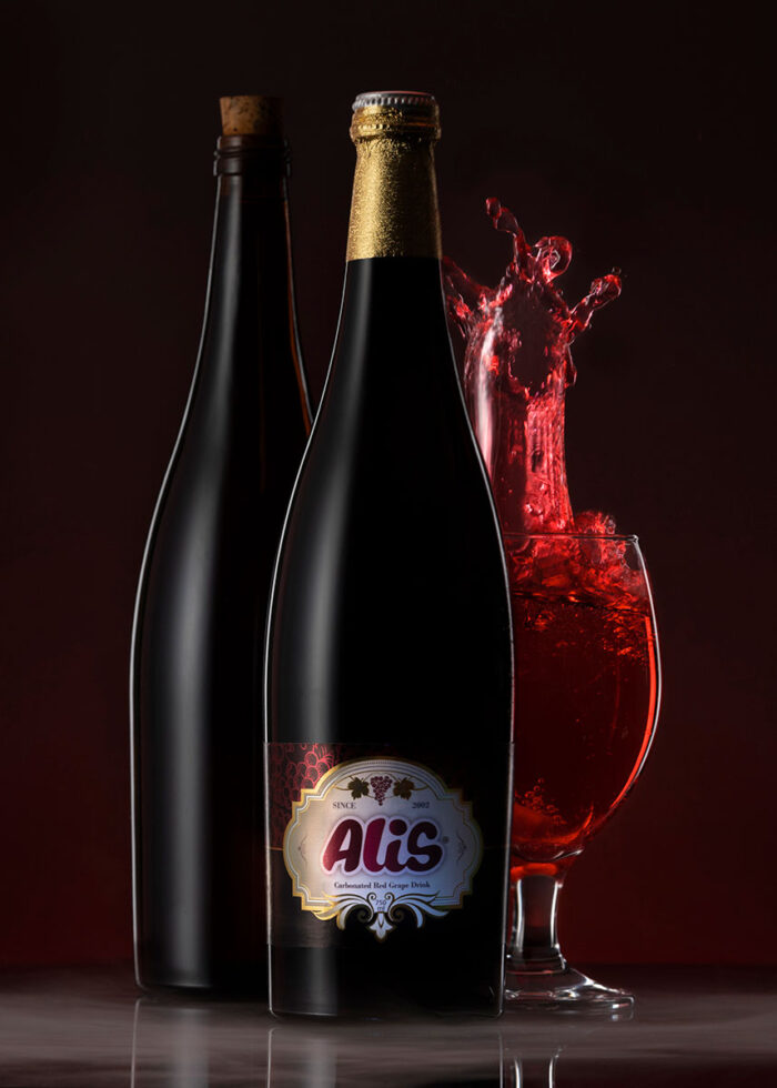 Grape non-alcoholic Beverages